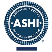 home inspector ASHI logo