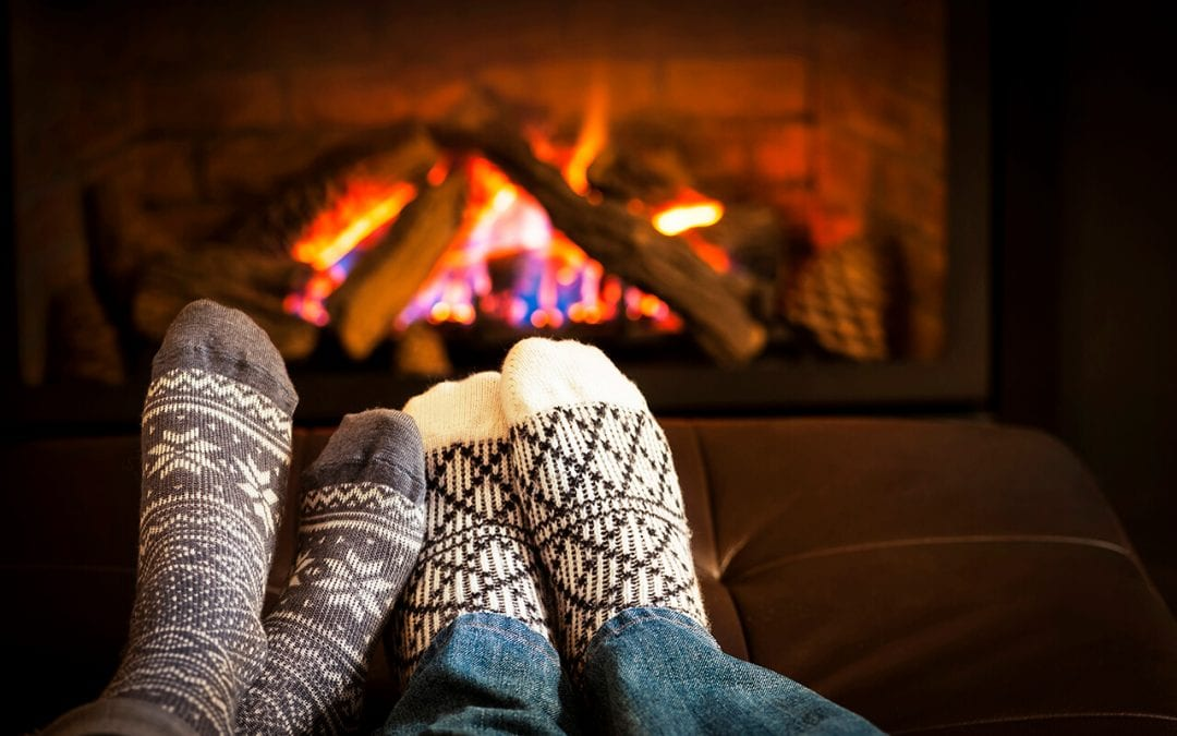 Keep Your Fireplace Safe This Winter