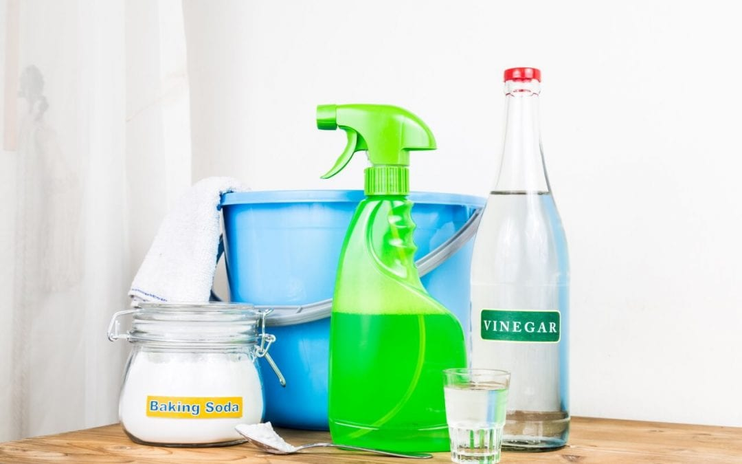 How to Make Homemade Cleaning Supplies